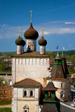 Monastery. Russia. Royalty Free Stock Photos
