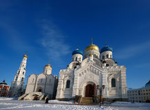 Monastery Russia stock images
