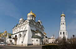 monastery in Russia Royalty Free Stock Photo