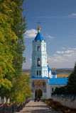 Monastery in Russia Royalty Free Stock Images