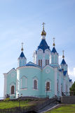 Monastery in Russia Royalty Free Stock Photos