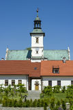 Monastery of Rytwiany, Poland Stock Photography