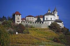 Monastery of Saeben Royalty Free Stock Photos