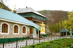 Monastery Saharna Republic of Moldova Royalty Free Stock Photography