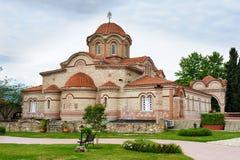 Monastery of Saint Ephrem the Syrian Royalty Free Stock Photos