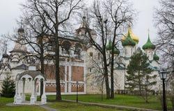 Monastery of Saint Euthymius n Royalty Free Stock Photo