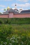 Monastery of Saint Euthymius Stock Images