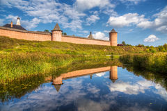 Monastery of Saint Euthymius. Suzdal, Russia Stock Photography