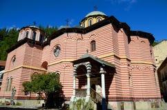 Monastery of Saint Ivan of Rila Stock Photos