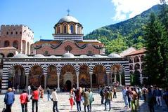 Monastery of Saint Ivan of Rila Royalty Free Stock Photo