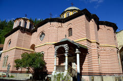 Monastery of Saint Ivan of Rila Stock Photo