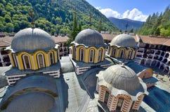 Monastery of Saint Ivan of Rila Royalty Free Stock Image