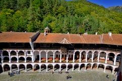 Monastery of Saint Ivan of Rila Royalty Free Stock Photography
