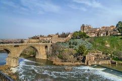 Monastery of Saint John, Toledo, Spain Royalty Free Stock Photos
