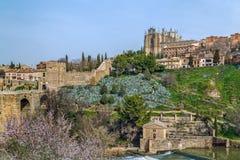 Monastery of Saint John, Toledo, Spain Royalty Free Stock Image