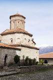 The Monastery of Saint Naum Royalty Free Stock Images