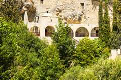 The Monastery of Saint Neophytos Royalty Free Stock Image