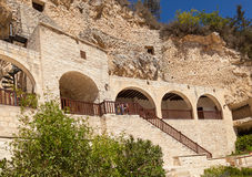 The Monastery of Saint Neophytos Stock Image