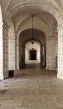 Monastery of Saint Vincent cloister, Lisbon, Portugal Royalty Free Stock Image