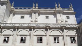 Monastery of Saint Vincent, Lisbon, Portugal Stock Images