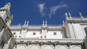 Monastery of Saint Vincent, Lisbon, Portugal Royalty Free Stock Photos
