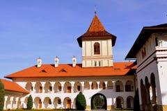Monastery Sambata, Fagaras. Royalty Free Stock Images