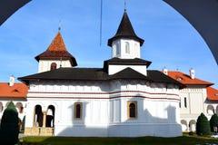 Monastery Sambata, Fagaras. Royalty Free Stock Photo