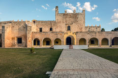 Monastery of San Bernardine of Siena in Valladolid Royalty Free Stock Images