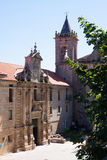 Monastery of  San Esteban Royalty Free Stock Images