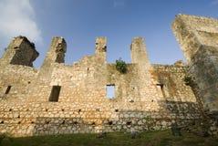 Monastery of san francisco Royalty Free Stock Photo