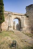 Monastery of san francisco Stock Image