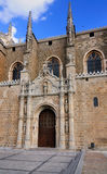 Monastery of San Juan de los Reyes, Toledo Stock Photos
