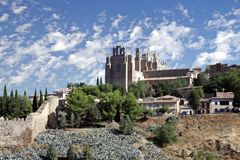 Monastery of San Juan de los Reyes, Toledo Royalty Free Stock Photos