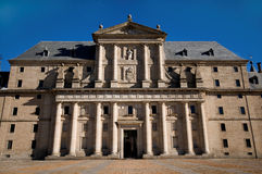 Monastery San Lorenzo de El Escorial Madrid, Spain Stock Image