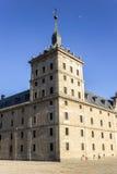 Monastery of San Lorenzo del Escorial. Madrid. Spain Royalty Free Stock Photo