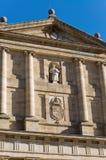 Monastery San Lorenzo El Escorial. Madrid, Spain Stock Photo