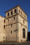 Monastery of San Pedro de Arlanza Royalty Free Stock Images