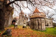 Monastery of Sanahin Stock Image