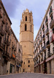 Monastery of Sant Pere. Reus, Spain Royalty Free Stock Photo