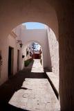 Monastery of Santa Catalina Stock Images