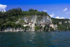 Monastery of Santa Caterina Stock Photography