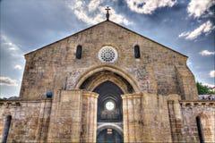 Monastery of Santa Clara-a-Velha, Coimbra Portugal Stock Image