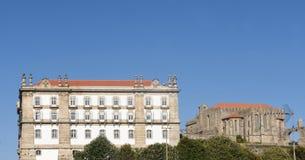 Monastery of Santa Clara, Vila do Conde, Royalty Free Stock Photo