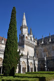 Monastery of Santa Maria da Vitoria Batalha Centro region Portug Royalty Free Stock Images