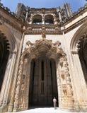 Monastery of Santa Maria da Vitoria in Batalha Royalty Free Stock Photography