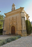 Monastery of Santa Maria de Poblet Stock Photography