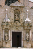 The Monastery of Santa Maria de Poblet,Spain Royalty Free Stock Image