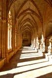 Monastery of Santa Maria de Santes Creus Stock Images