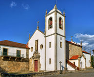 Monastery of Santa Maria de Vila Boa do Bispo royalty free stock photography