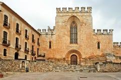 Monastery of Santes Creus, Spain Royalty Free Stock Photo